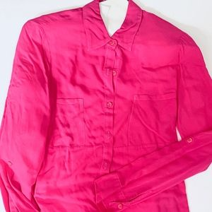 Light as a pink cloud, Blouse, by Splendid